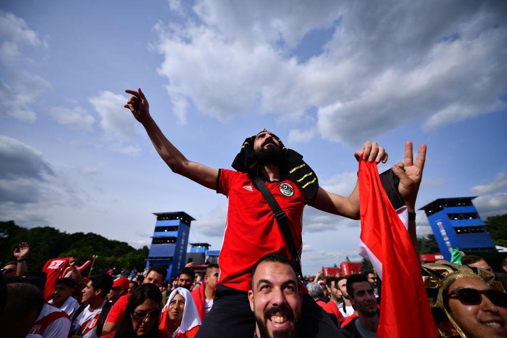 Египет – Уругвай – 0-1: онлайн-трансляция матча ЧМ-2018
