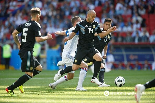 Месси упустил победу для Аргентины на ЧМ-2018