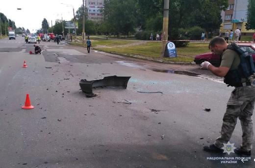 В Черкассах погиб известный бизнесмен: авто взлетело на воздух