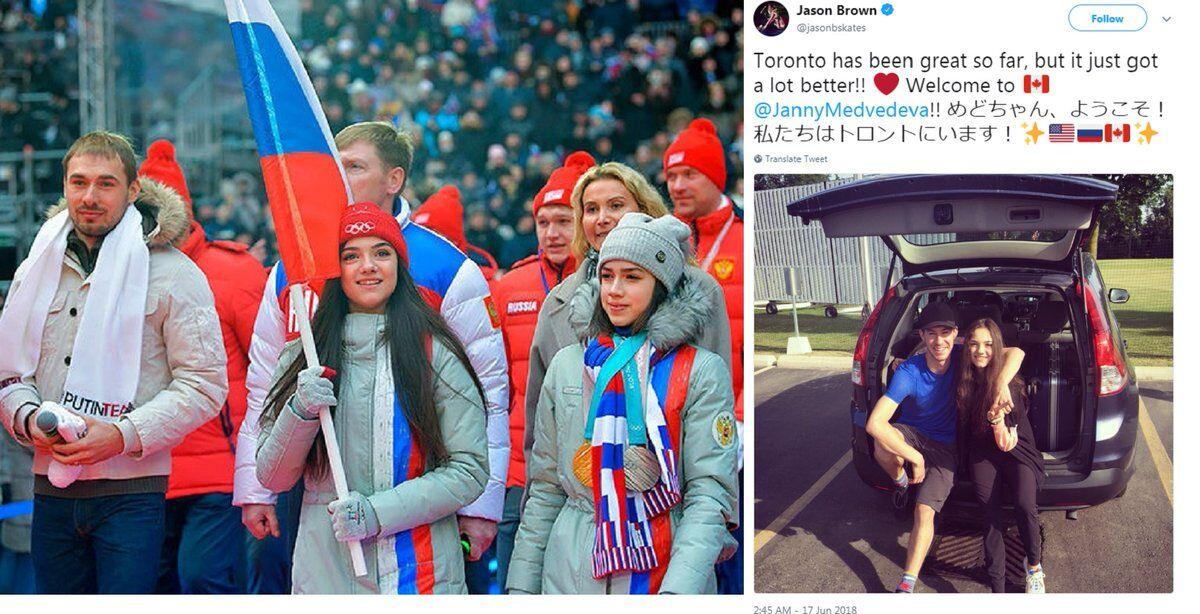 """""""А как же Путин?"""" Спортсменка из РФ сбежала из страны"""