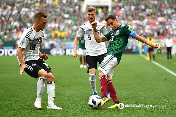Германия - Мексика
