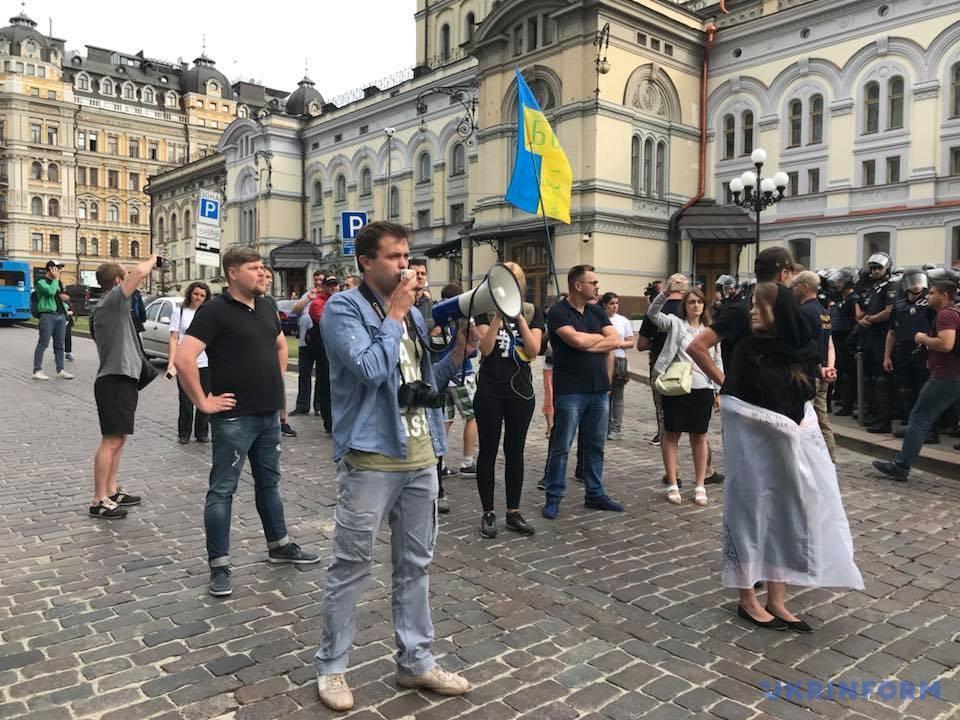 В Киеве прошел марш ЛГБТ: как это было