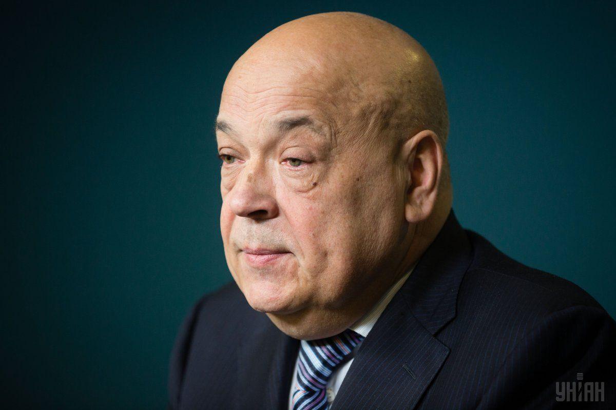 Москаль призвал к наступлению на Донбассе