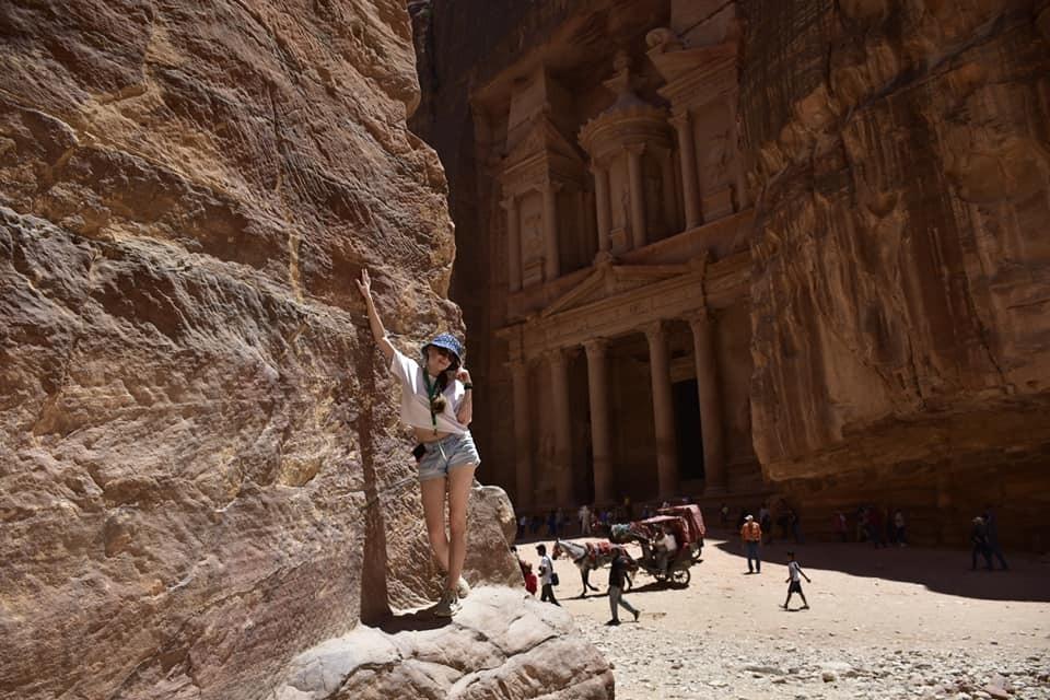 В Іорданію з Єгипту: неймовірна Петра
