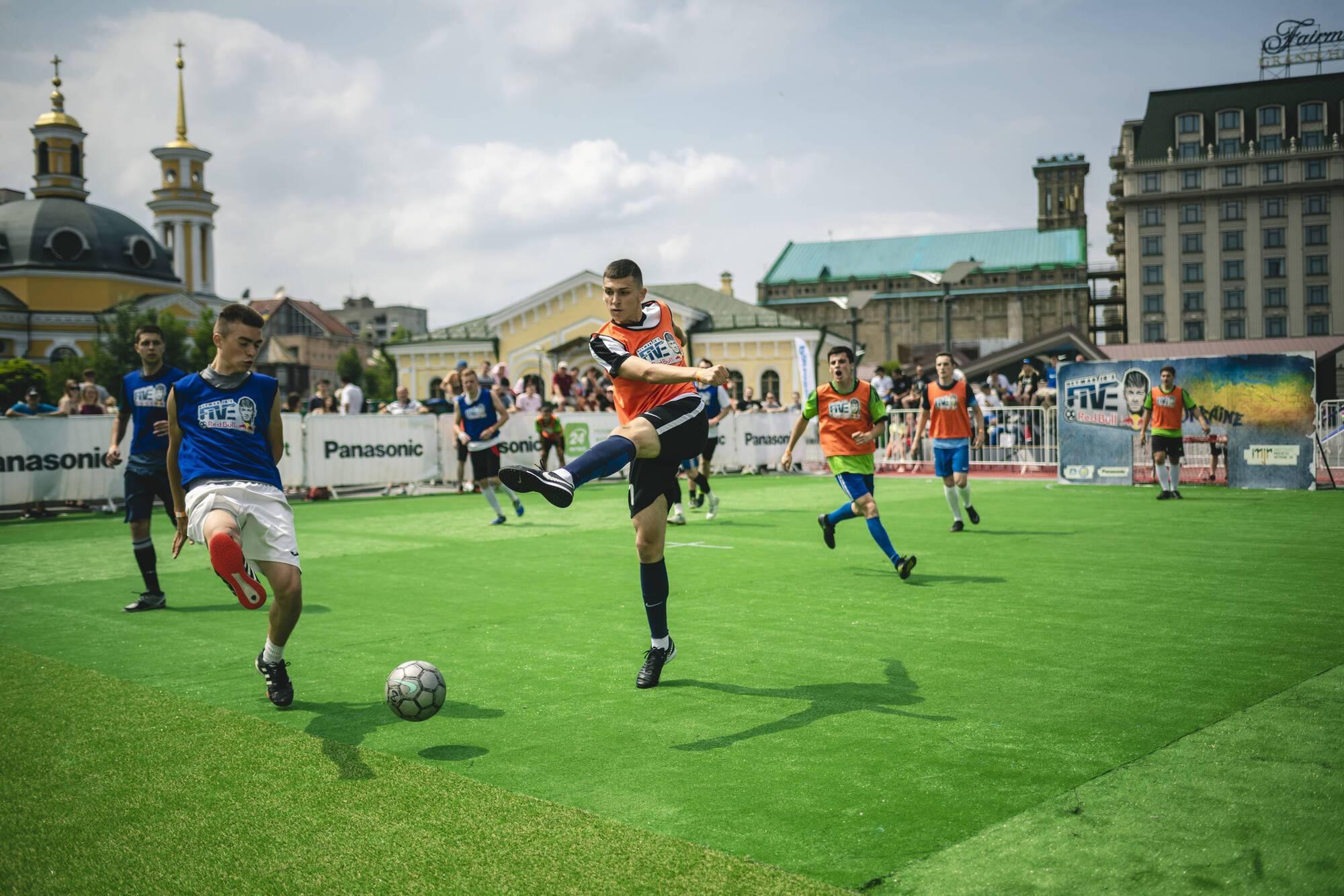 Харьковчане KVADR представят Украину на Мировом Финале Neymar Jr's Five в Бразилии