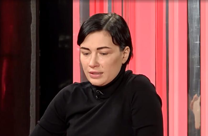 Враг у нас кретин и трус - Анастасия Приходько о войне на Донбассе