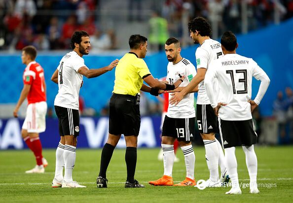 Россия - Египет