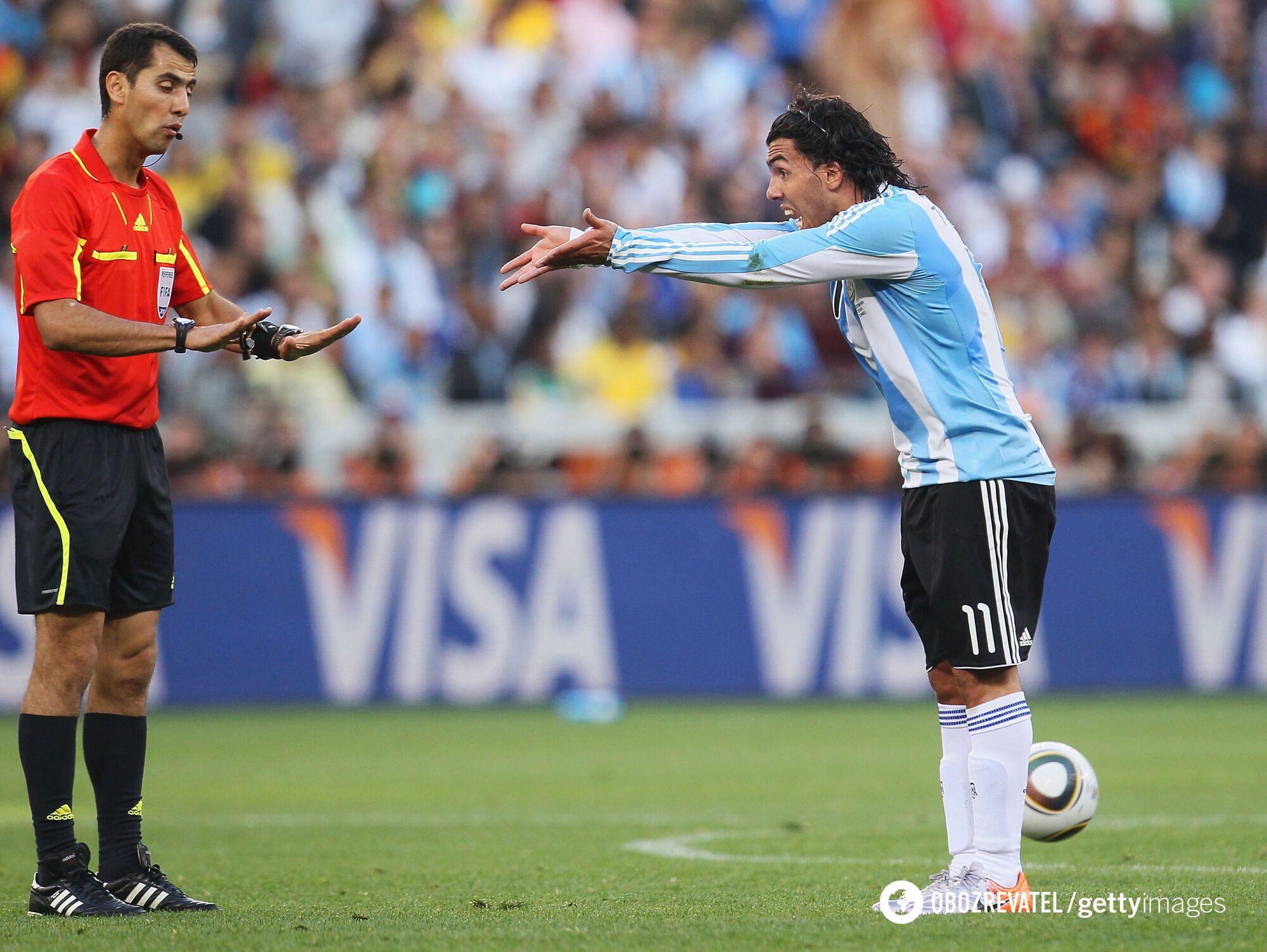 Аргентина – Хорватия – 0-3: онлайн-трансляция матча ЧМ-2018
