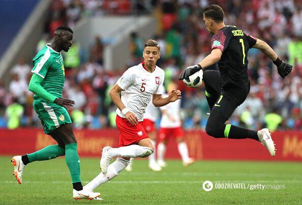 Польша - Сенегал
