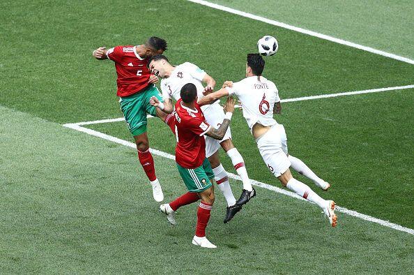 Португалия - Марокко