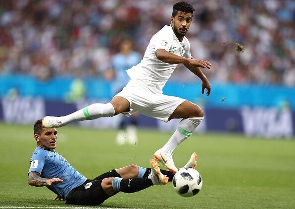Уругвай – Саудовская Аравия