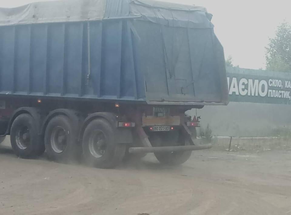 Під Київ перевезли 40 тонн львівського сміття: опубліковані фото