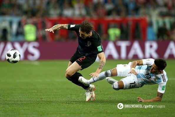 Хорватия - Аргентина