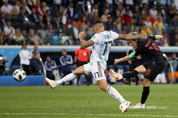 Аргентина - Хорватия
