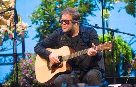 Борис Гребенщиков дасть безкоштовний концерт в Києві