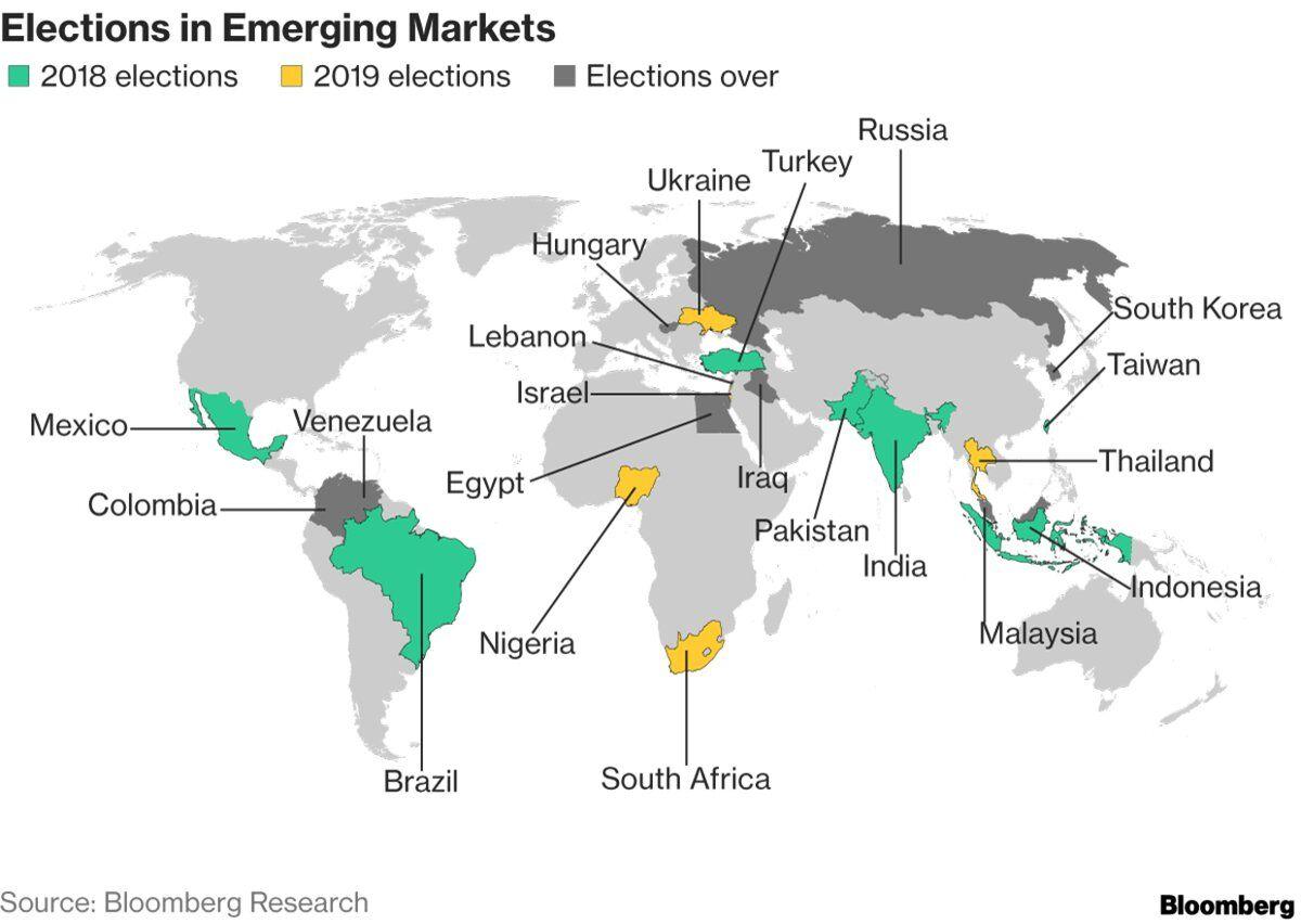 Чий Крим? Bloomberg зганьбився з картою України