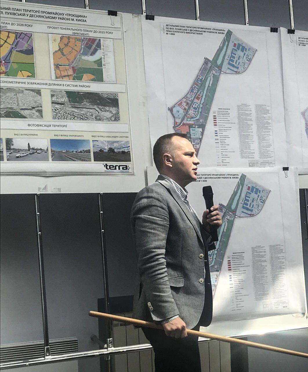 У Києві з'являться багатоповерхові паркінги і нова розв'язка