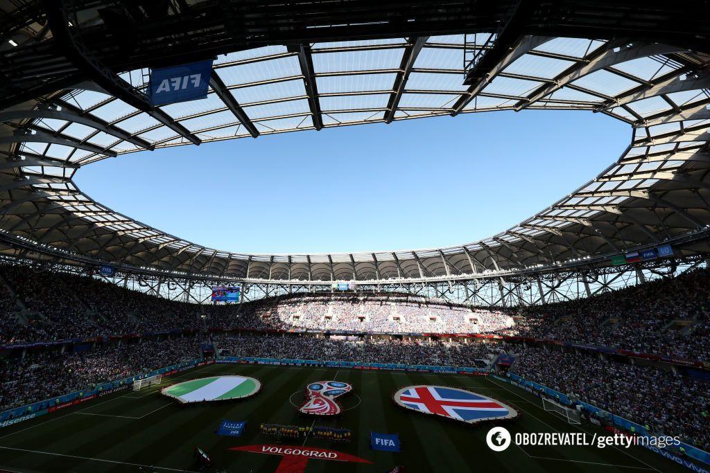 ЧМ-2018: результаты матчей 22 июня