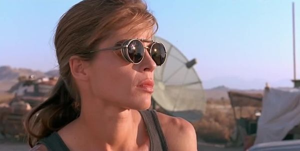 "Линда Хэмилтон, ""Терминатор 2: Судный день"" (1991)"