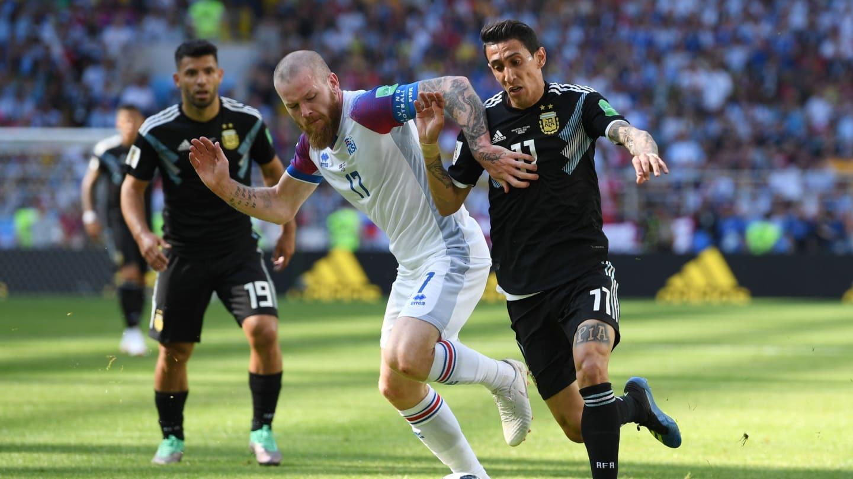 Исландцы благодаря игре в обороне смогли выстоять против Аргентины