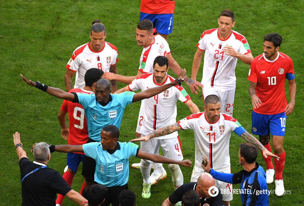 Россия – Уругвай – 0-3: онлайн-трансляция матча ЧМ-2018