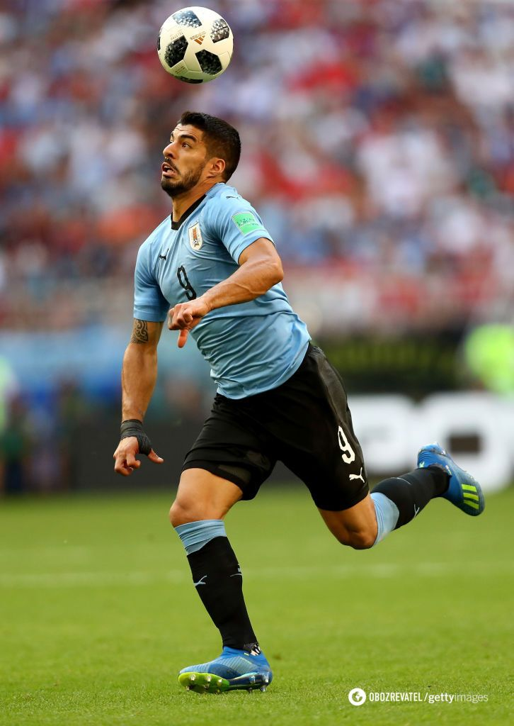 Россия разгромно проиграла Уругваю на ЧМ-2018