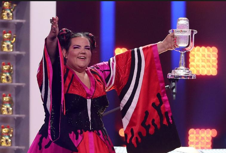 """Нетта Барзілай - переможниця """"Євробачення-2018"""""""
