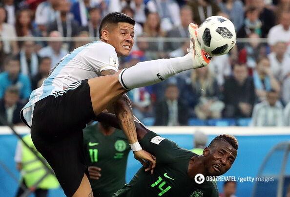 Нигерия – Аргентина