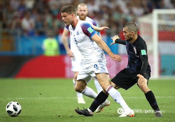 Исландия – Хорватия