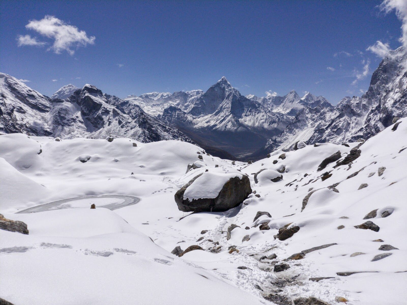 Регион Эвереста, Непал. 5 400 м