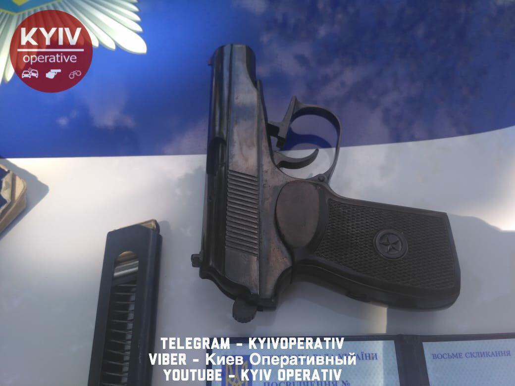 Помічник нардепа підстрелив дитину: з'явилися фото