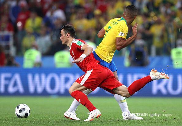 Сербия – Бразилия