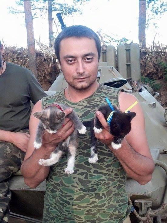 Україна зазнала нових втрат на Донбасі: фото загиблого АТОшника