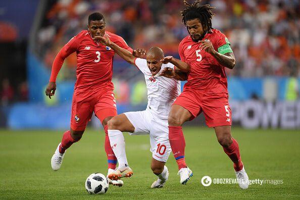 Панама – Тунис