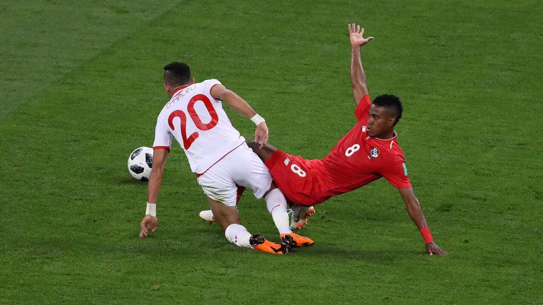 Тунис и Панама вообще не повлияли на борьбу за плей-офф в своей группе
