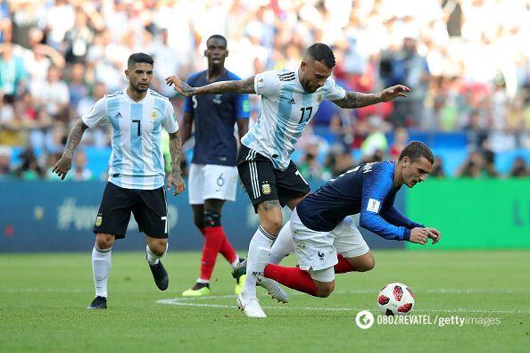 Франція - Аргентина