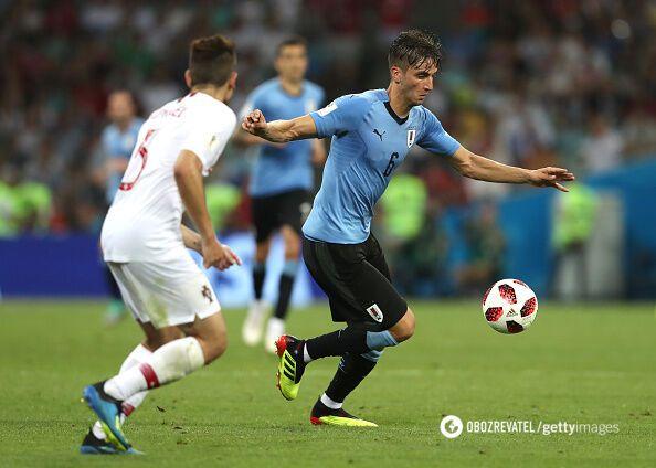Уругвай - Португалія