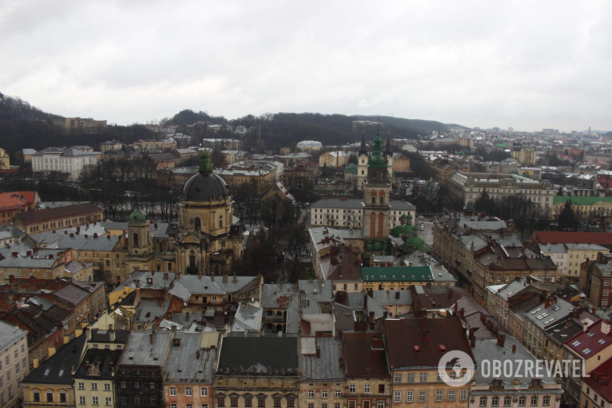 """Львов претендует на звание """"столицы"""" Европы"""