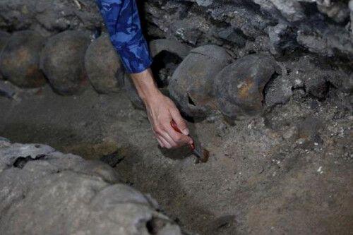 В Мехико обнаружили страшную находку