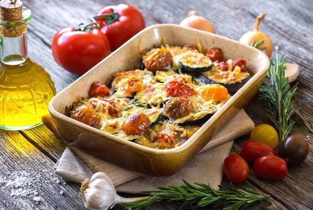 Топ-5 овощных рецептов для здоровья и фигуры