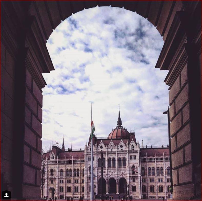 Будапешт в