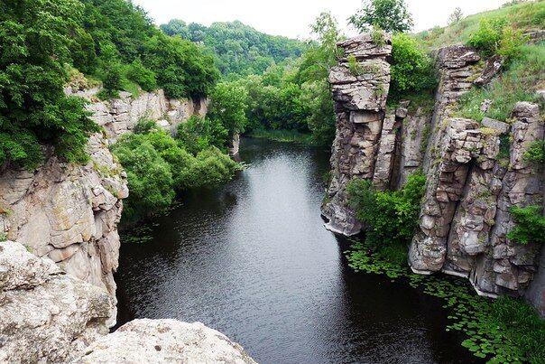 Топ-10 природных чудес Украины, которые должен увидеть каждый