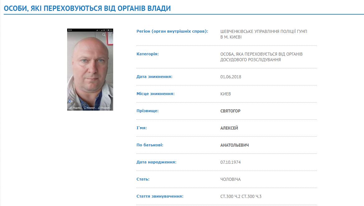 """""""Охота"""" на живодера в Киеве: появились новые детали"""
