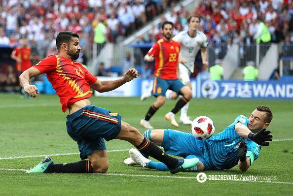 Іспанія - Росія