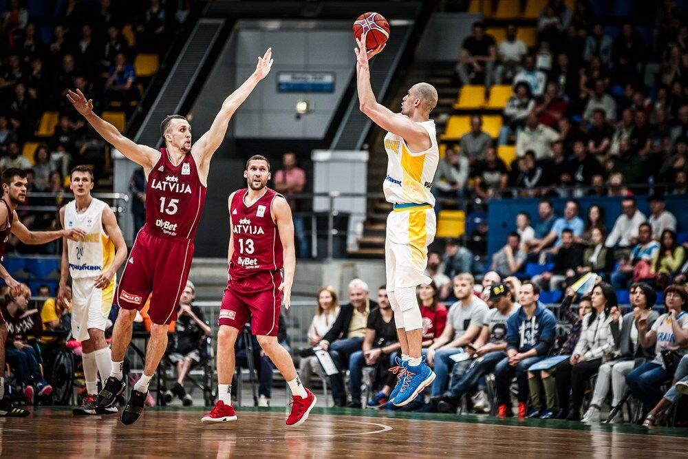 Украина - Латвия