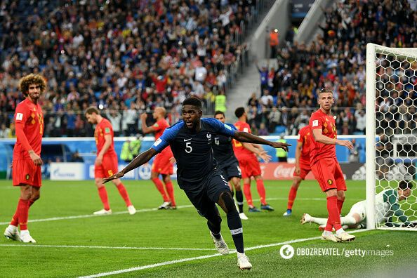 Франция – Бельгия