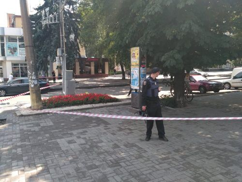 """""""Звучит автоматная очередь"""": что произошло в Черкассах"""