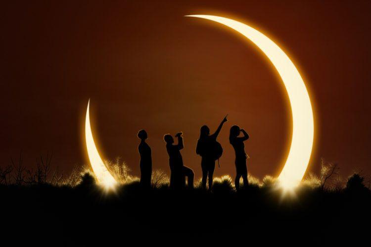 """Солнечное затмение: по каким знакам оно """"плотно пройдется"""""""