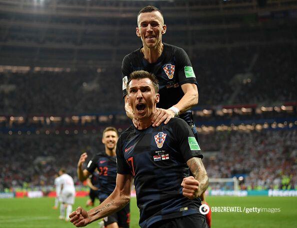 Хорватія - Англія