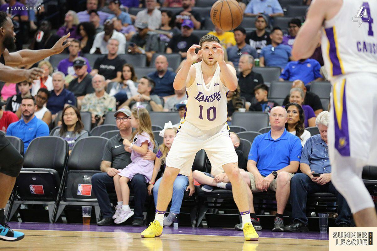 5 сторінок історії українця Михайлюка на шляху до НБА